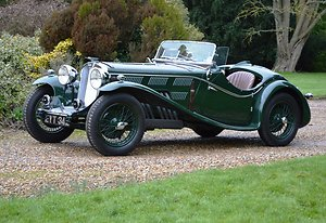 Page 1 - Home. 1936 Triumph Dolomite Straight Eight